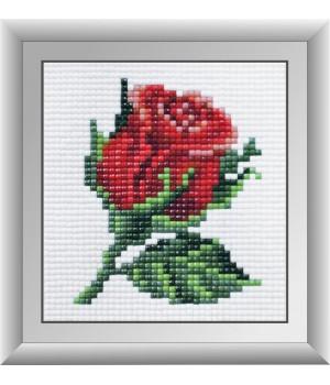 Червона трояндочка
